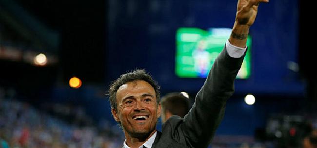 Foto: Spaanse bond bevestigt: Enrique keert terug als bondscoach