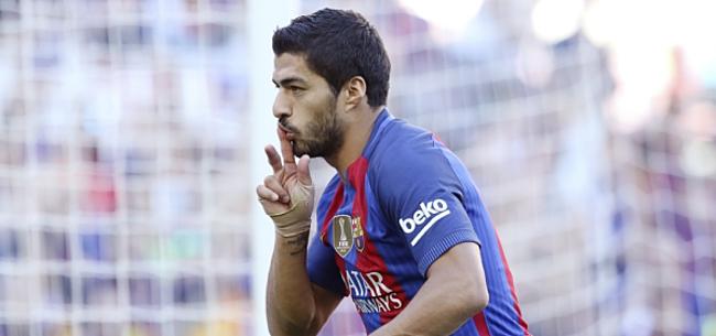 Foto: 'Suarez stond op de rand van duizelingwekkende transfer'