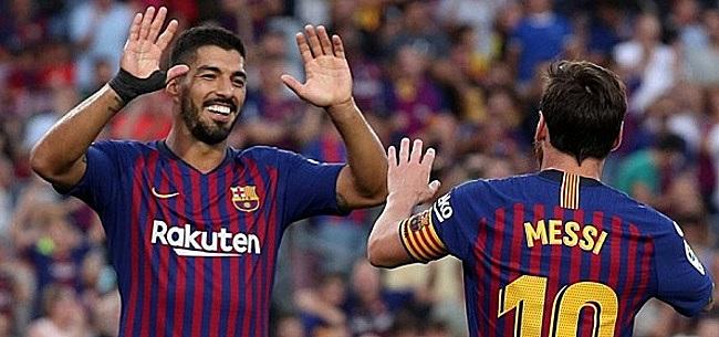 Foto: 'Suárez zet verhoudingen op scherp met boodschap'