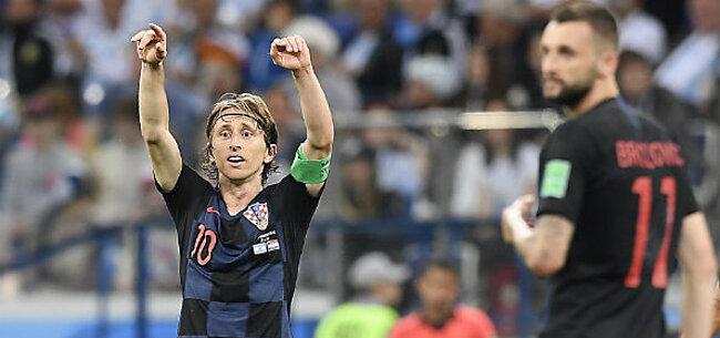 Foto: 'Modric voert de druk op Real Madrid op en wil transfer forceren'