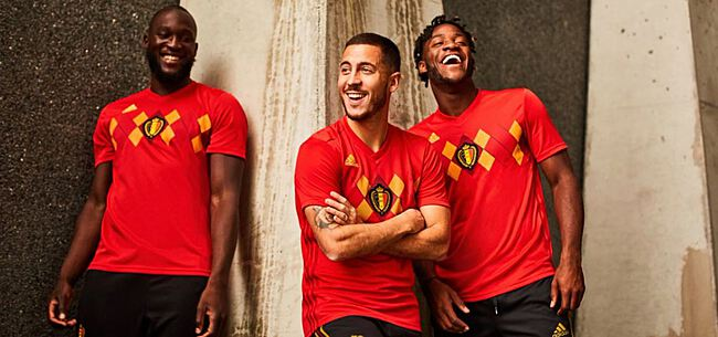 Foto: Geen Lukaku en Hazard tegen Japan? Martinez geeft uitleg