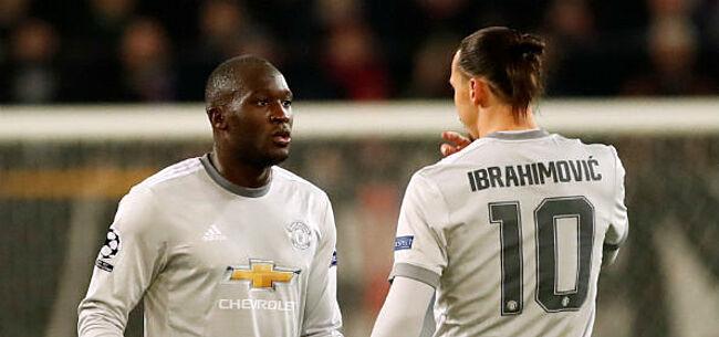 Foto: Lukaku dankt nog steeds Zlatan: