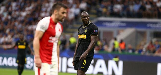 Foto: Inter pakt in extra tijd alsnog punt, Lyon en Zenit houden elkaar in evenwicht