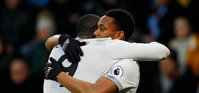 Foto: 'Mourinho verwijst United-speler naar de uitgang'