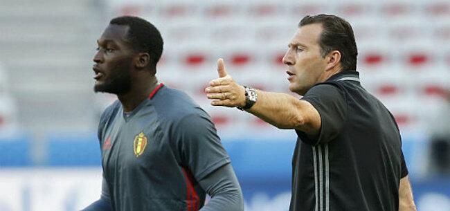 Foto: 'Wilmots en ex-speler ook genoemd bij Anderlecht'