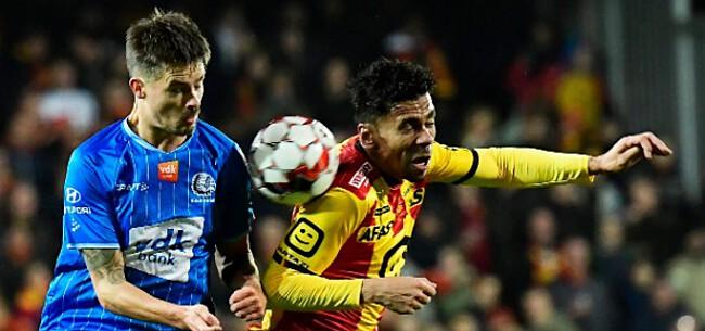 Foto: 'Lustig verlaat AA Gent en tekent weldra bij nieuwe club'