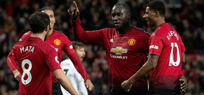 Foto: 'Man Utd bezorgt Lukaku nieuwe Duivelse ploeggenoot'