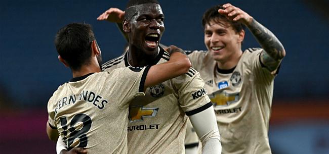 Foto: Man Utd stoomt richting CL met twee nieuwe Premier League-records
