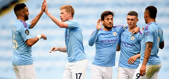 Foto: 'Manchester City stevent af op totale vrijspraak bij CAS'
