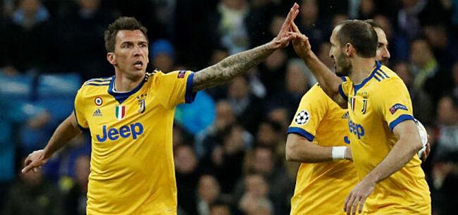 Foto: 'Mandzukic mag Juventus verlaten: rentree lijkt aanstaande'