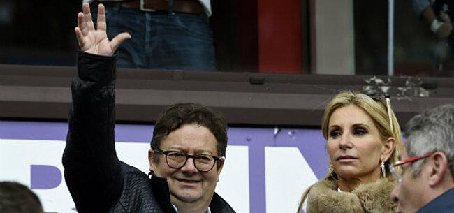 Foto: Coucke ziet drie uitblinkers bij Anderlecht