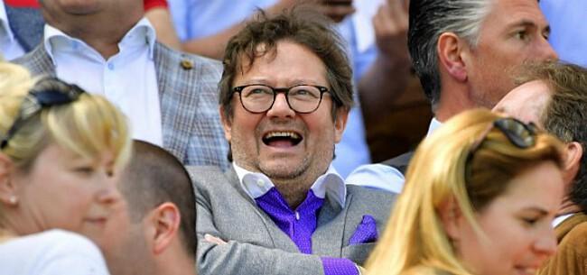 Foto: OFFICIEEL: Anderlecht haalt nieuwe nummer één binnen