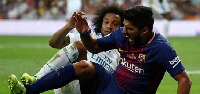 Foto: 'Opnieuw veiligheidszorgen bij Clasico tussen Barça en Real'