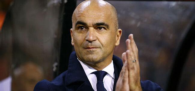 Foto: 'Martinez broedt op grote verrassing in EK-selectie'