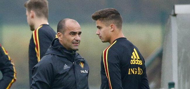 Foto: Martinez geeft zijn mening over transfer Dendoncker