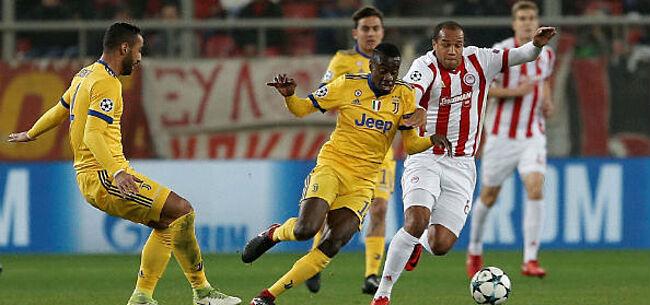 Foto: 'Olympiakos biedt speler aan bij Belgische clubs'