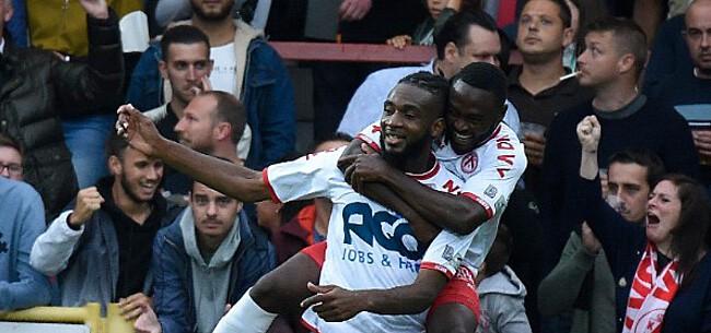 Foto: 'Uitblinker Mboyo krijgt nog meer goed nieuws bij KV Kortrijk'