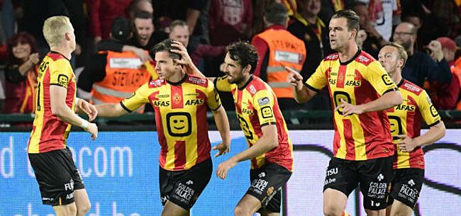 Foto: Lof voor uitblinker KV Mechelen: