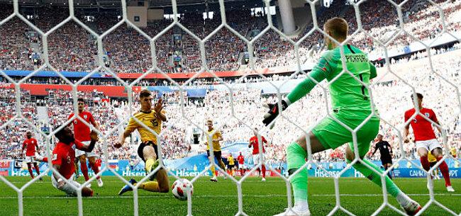 Foto: Goal Meunier bezorgt Rode Duivels opmerkelijk record