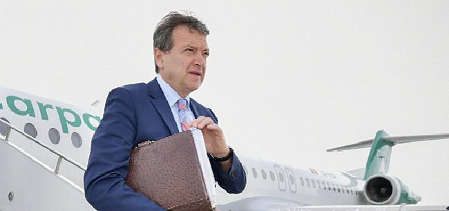 Foto: 'Louwagie op de rooster voor twee deals met Veljkovic'