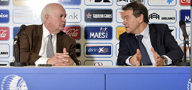Foto: Weldra onderhandelingen tussen AA Gent en Anderlecht?