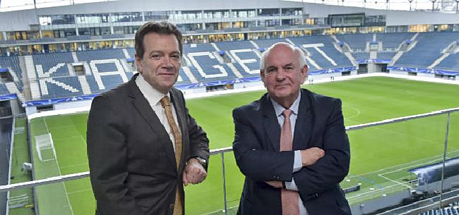 Foto: Grote controverse rond AA Gent en Ghelamco Arena na nieuw boek