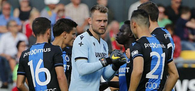 Foto: 'Clement bevestigt grote pijnpunt bij Club Brugge'
