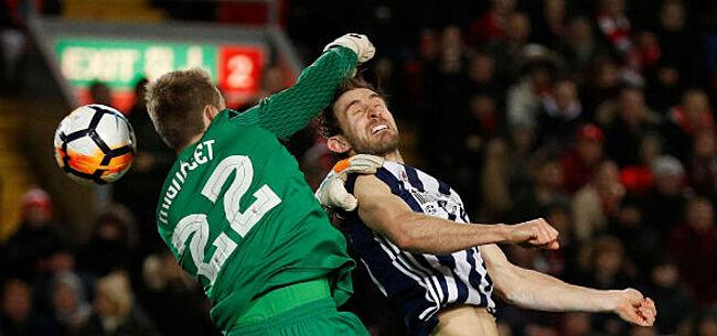 Foto: Liverpool en Mignolet vliegen uit FA Cup: West Brom stunt op Anfield