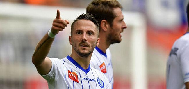Foto: 'Belgische club wil Milicevic weghalen bij AA Gent'