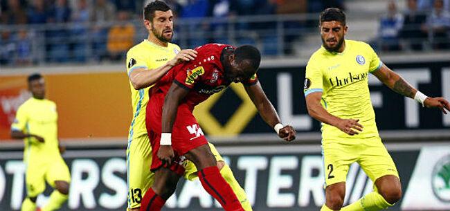 Foto: AA Gent komt met verklaring over afgesprongen transfer Mitrovic