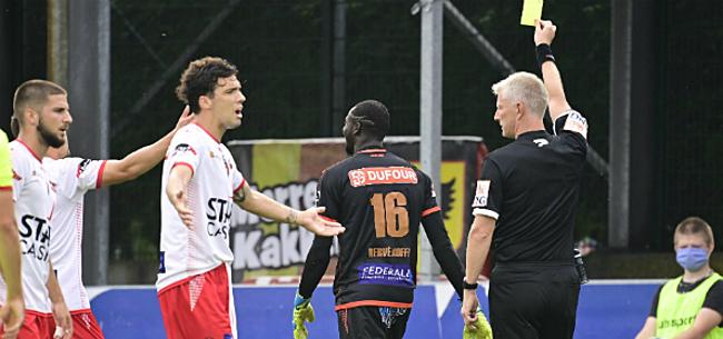 Foto: Opschudding na drievoudige penalty: