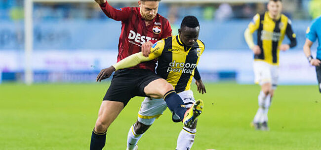 Foto: 'Vitesse heeft beslissing genomen over Dauda'