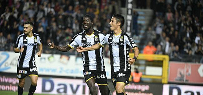 Foto: Charleroi krijgt strafschop, KRC Genk niet en 2-0: