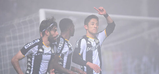 Foto: Charleroi over herspelen match: