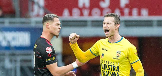 Foto: Overzicht verhuurde spelers: Drie goals en één assist