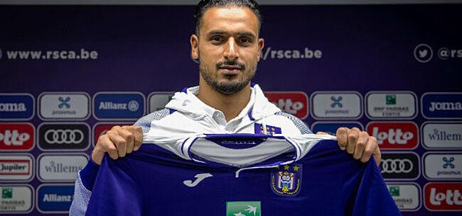 Foto: 'Chadli meteen in de basis tegen KV Kortrijk?'