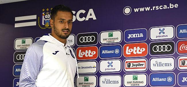 Foto: Chadli maakt van Anderlecht weer de waardevolste club in België