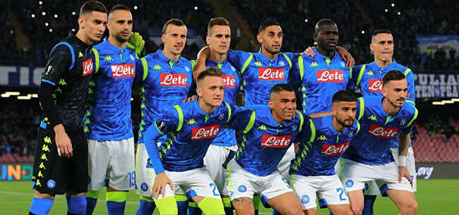 Foto: 'Napoli wil ex-speler van Lierse SK aantrekken'