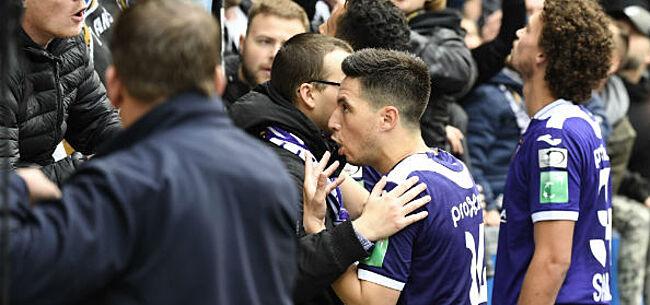 Foto: 'Anderlecht gaat Kompany helpen en praat met harde kern'