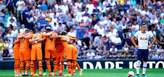 Foto: Tottenham onderuit, Wolverhampton pakt punt in slotfase