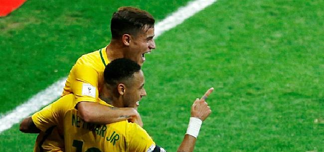 Foto: 'Barcelona witheet na WhatsAppjes Neymar'