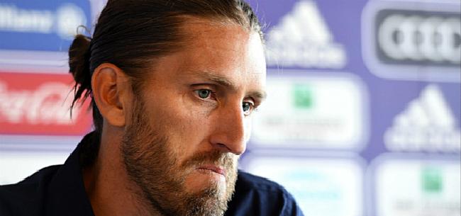 Foto: Frutos geeft Anderlecht raad: