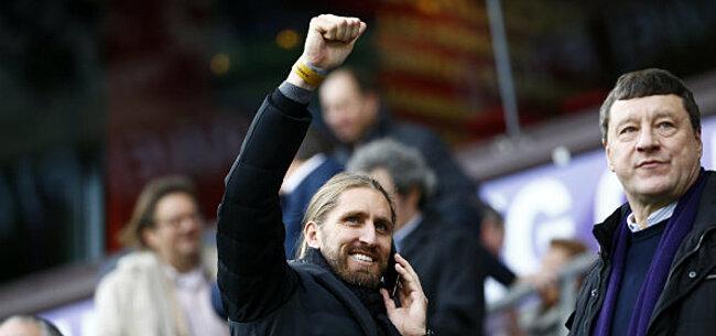 Foto: Frutos zoekt ervaring en keert terug naar Anderlecht