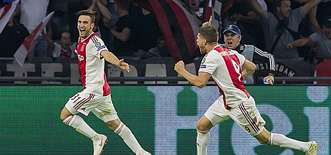 Foto: Tagliafico spreekt zich duidelijk uit over mogelijk vertrek bij Ajax