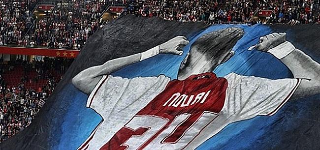 Foto: 'Ajax zegt contract van Nouri en drie andere spelers formeel op'