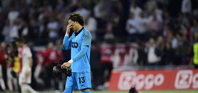 Foto: Ochoa dan toch weg bij Standard?