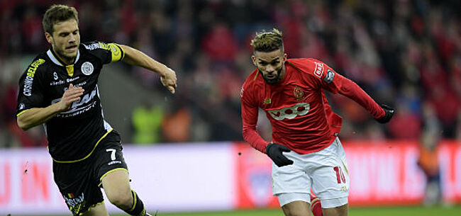 Foto: Standard blijft in spanning over aantreden Carcela in Play-Off I