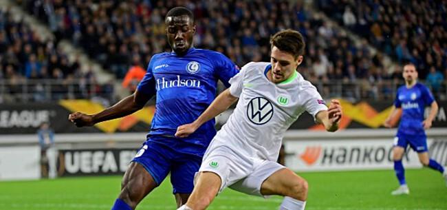 Foto: AA Gent krijgt geruststellend nieuws over sterkhouder