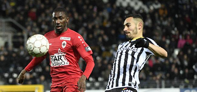 Foto: 'Vijf spelers mogen Charleroi verlaten'