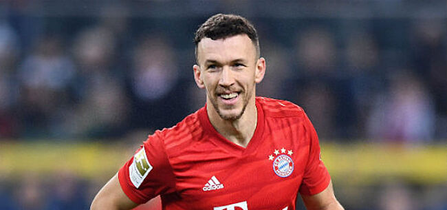 Foto: 'Bayern doorprikt grote droom van Perisic'